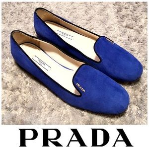 💙 Women's Prada ballet flats paid $520 size 39